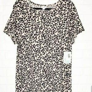 Leopard Print Carly Dress